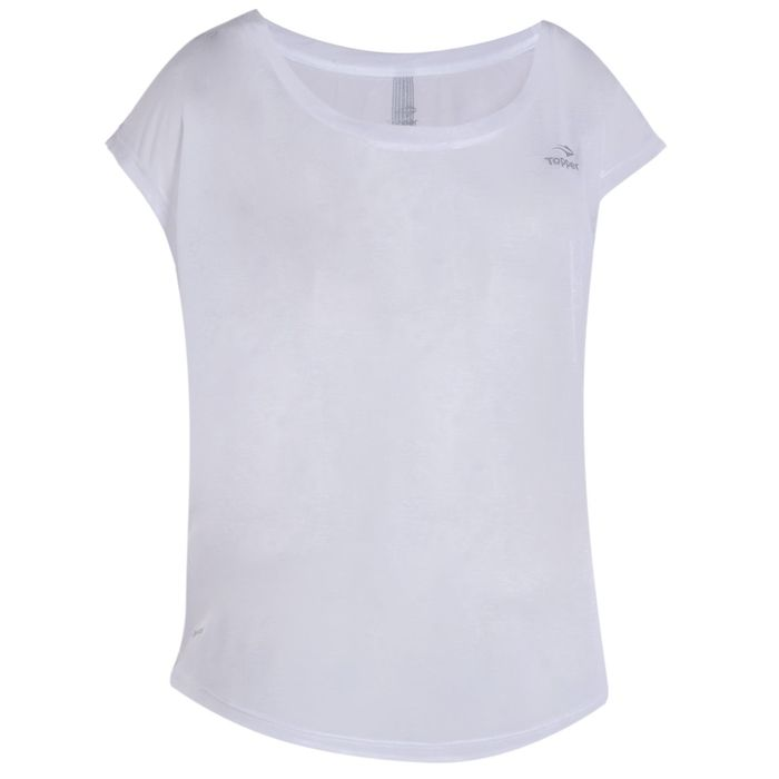 T-SHIRT-MC-WMNS-TRNG-LIGHT