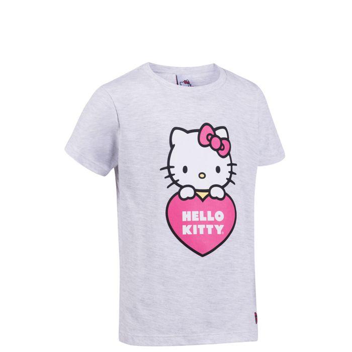 T-SHIRT-MC-HELLO-KITTY---HK-HEART-GRIS-M